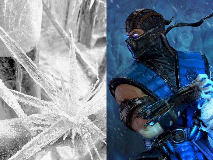 Produser Unggah Foto 'Es', Film Mortal Kombat Ceritakan Asal Sub Zero?
