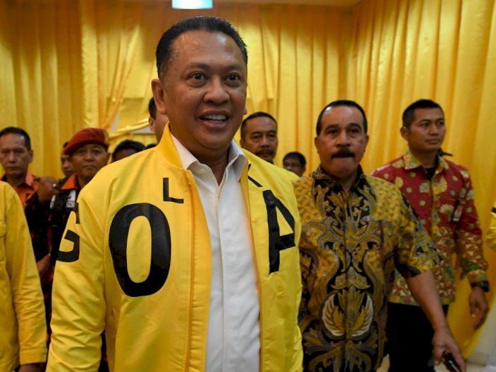 Bamsoet Mundur dari Pencalonan Ketua Umum Partai Golkar
