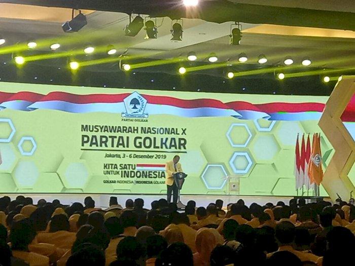 Jokowi Bakal Buka Munas Golkar, Ketum Parpol dan Menteri Tampak Hadir