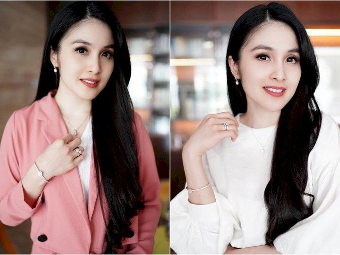 Gara-gara Beri Bonus Kebanyakan, Sandra Dewi Pernah Ditinggal ART