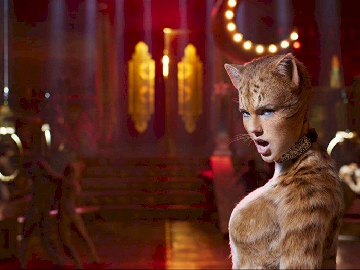 """Taylor Swift Ungkap Rasa Sukanya pada Keanehan Dalam Film """"Cats"""""""