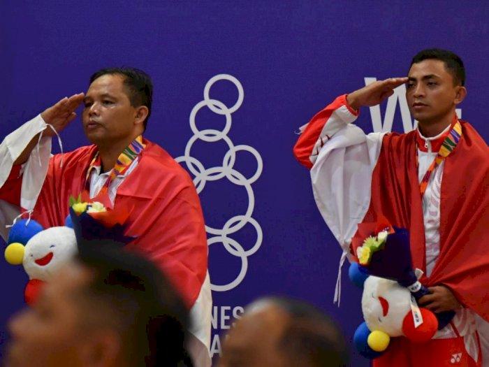 2 Prajurit Kopassus Sumbang Medali di SEA Games 2019