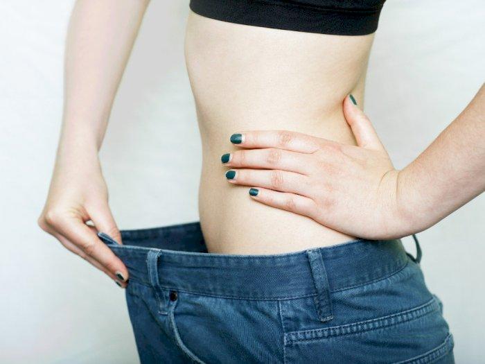 Berat Badan Wanita Ini Bisa Turun, Meski Makan Menu Fast Food