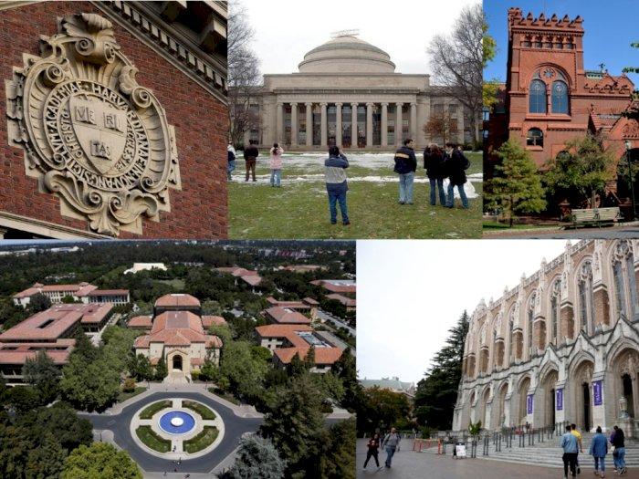 5 Universitas Ini Puncaki Reuters Top 100