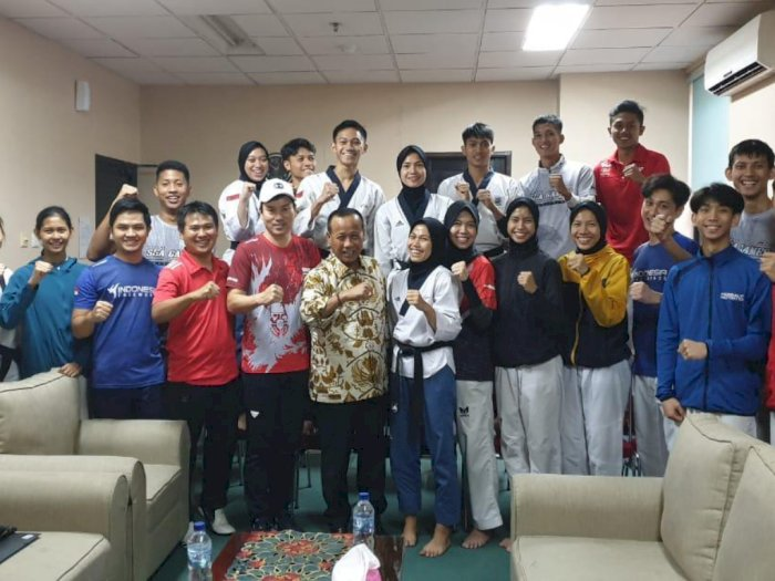 SEA Games 2019: Ini Strategi Kontingen Taekwondo Indonesia