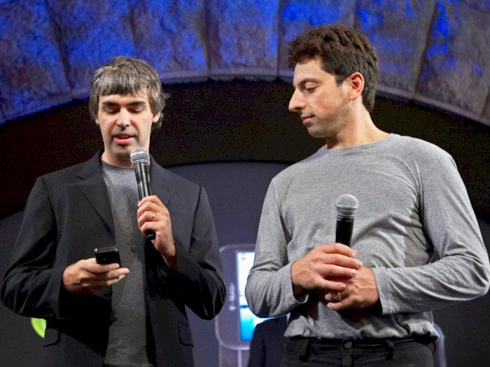 Duo Pendiri Google Serahkan Kekuasaan Alphabet ke Sundar Pichai