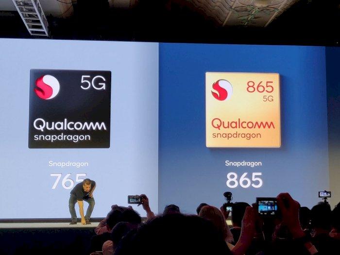 Qualcomm Resmi Umumkan Chipset Snapdragon 865 dan 765 Series