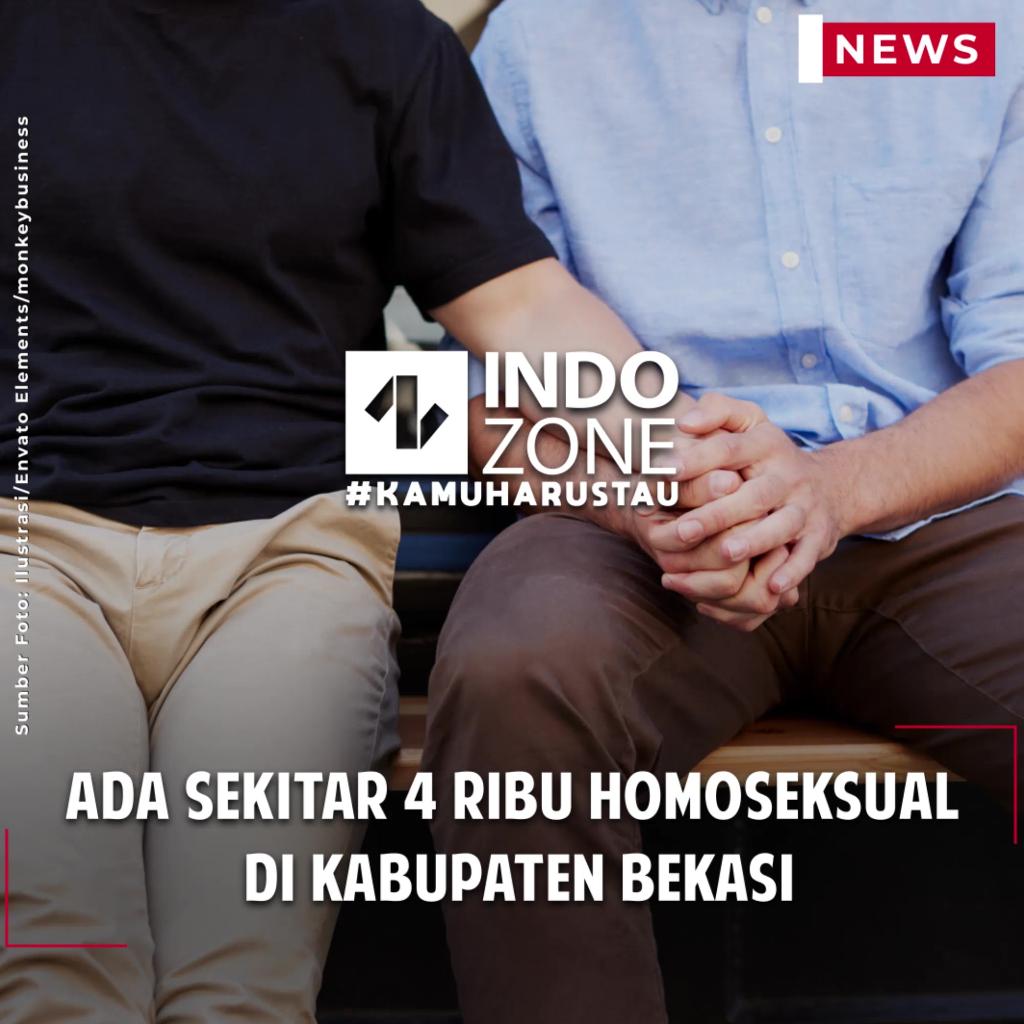 Ada Sekitar 4 Ribu Homoseksual di Kabupaten Bekasi