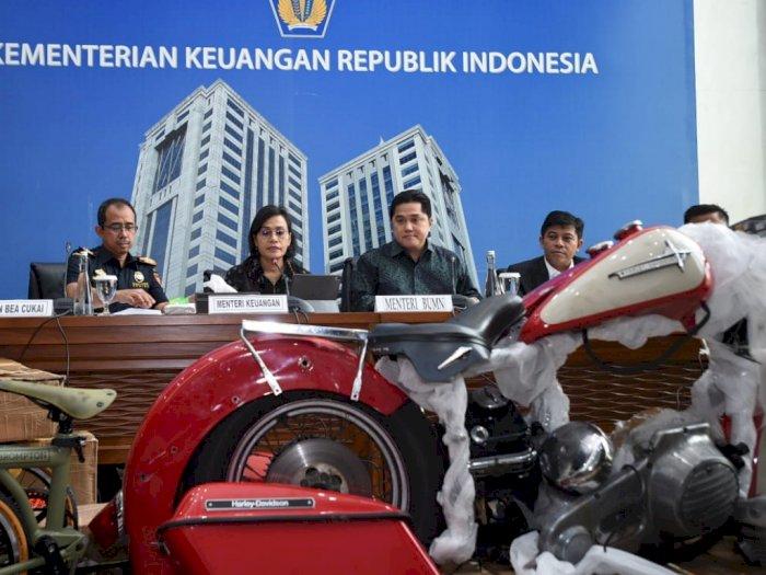 INACA Sesalkan Skandal Harley Davidson Libatkan Bos Garuda