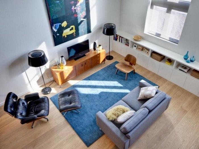 10 Inspirasi Paduan Warna Rumah Minimalis Idaman, Bikin Betah!