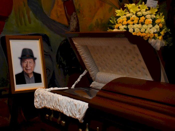 Hari Ini, Ir Ciputra Dimakamkan di Jonggol Bogor