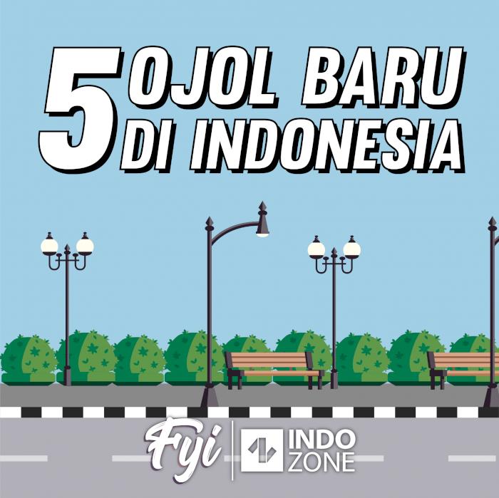 5 Ojol Baru di Indonesia