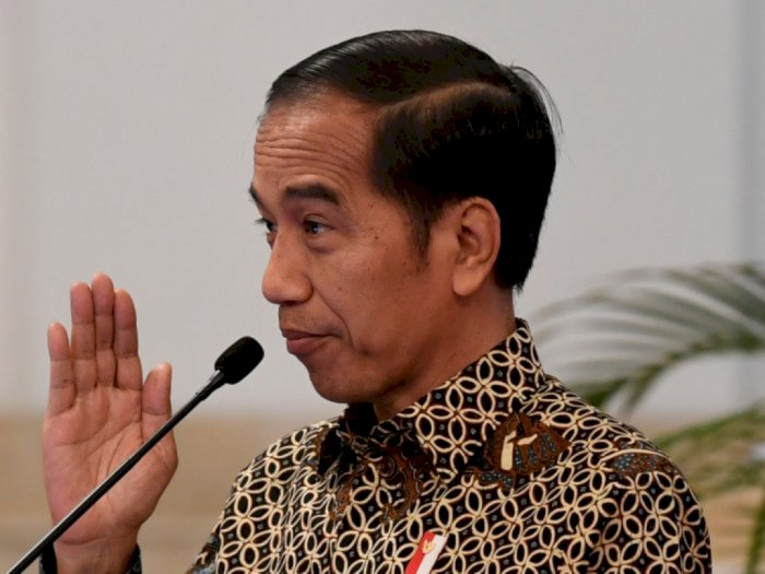 Presiden Jokowi Sebut Kasus Dirut Garuda Jangan Sampai Terulang Lagi