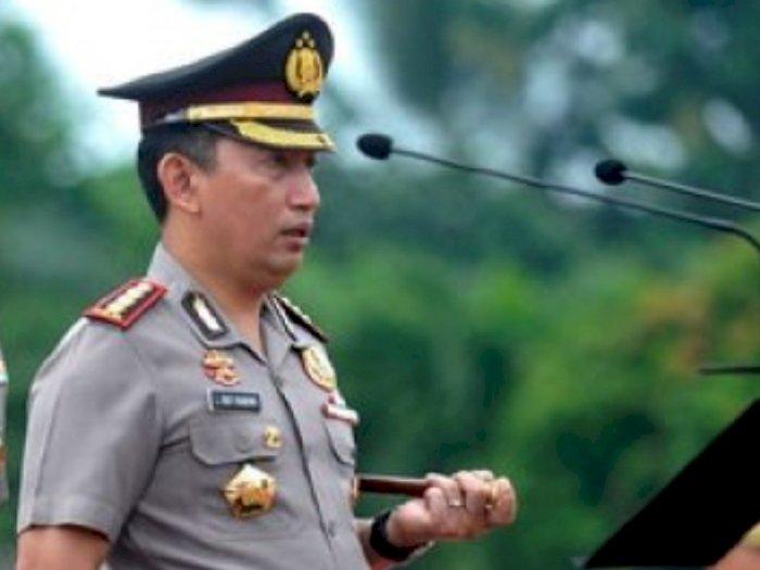 Kapolri Tunjuk Mantan Ajudan Jokowi Jadi Kabareskrim
