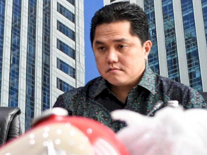 Menteri BUMN Erick Thohir Sebut Penyelundupan Harley Tindakan Kriminal