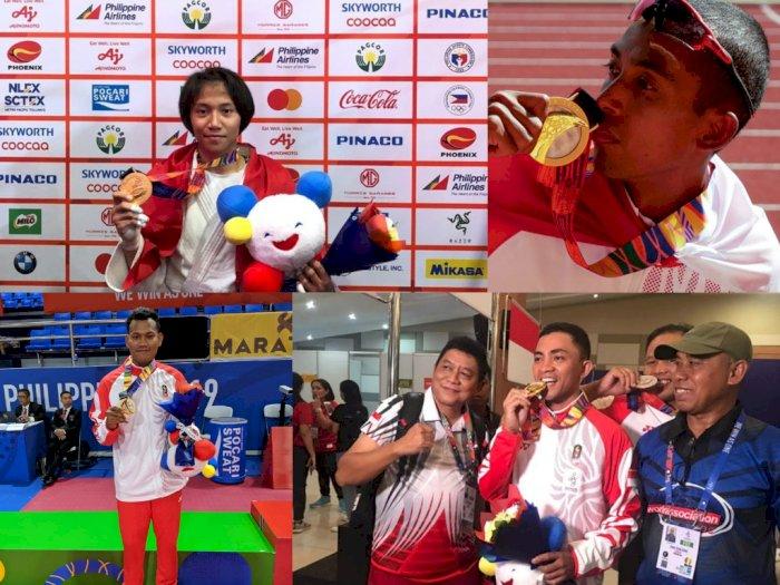 SEA Games 2019: Prajurit TNI AD Kembali Sumbang Medali Emas