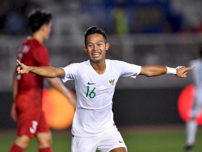 Gelandang Timnas Indonesia U-23 Bicara Kans Raih Emas SEA Games 2019