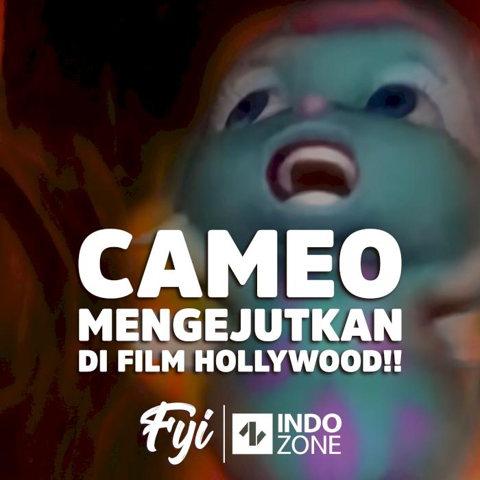 Cameo Mengejutkan di Film Hollywood!!
