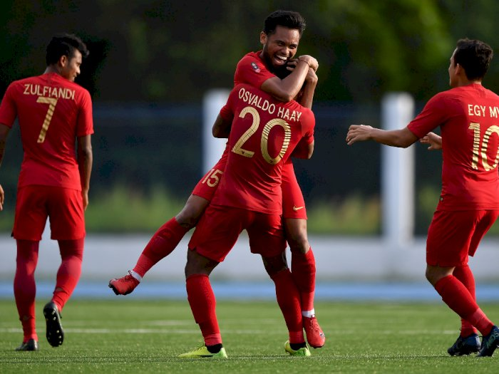 Timnas Indonesia U-23 Pede Tembus Final Sepak Bola SEA Games 2019