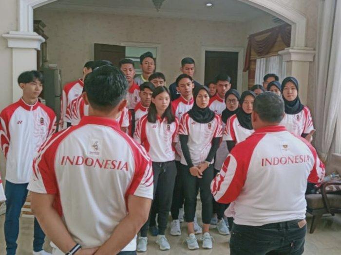 SEA Games 2019: Kontingen Taekwondo Indonesia Segera Adaptasi