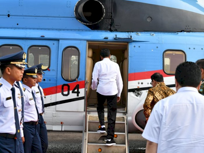 Hari ini, Jokowi Resmikan Pabrik Petrokimia dan Jalan Tol di Banten