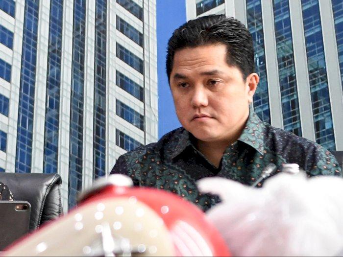 Menteri BUMN Erick Thohir Benahi Garuda, Ini Respons Tak Terduga Pilot