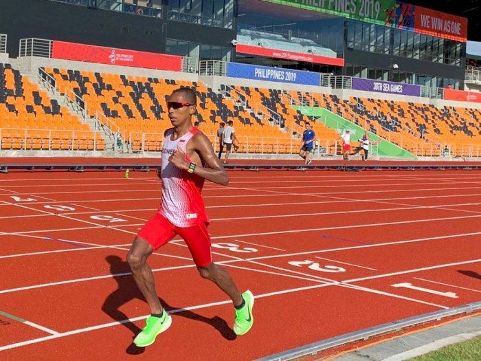 SEA Games 2019: Agus Prayogo Buka Keran Emas Indonesia Hari Ini