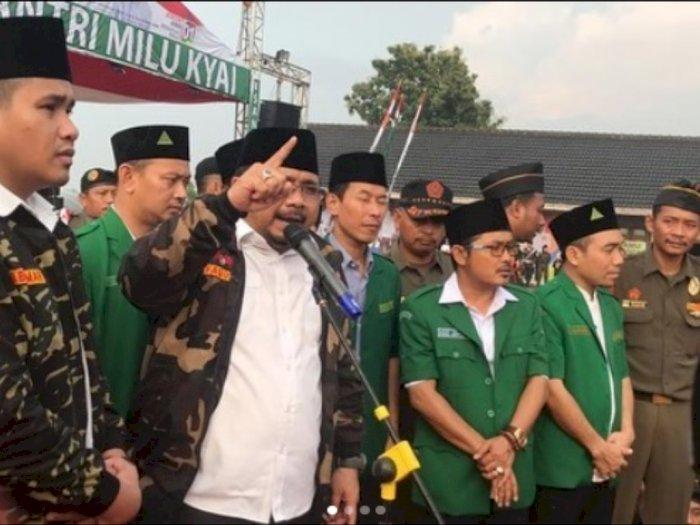 Ketua GP Ansor Dukung Irjen Listyo Sigit sebagai Kabareskrim yang Baru