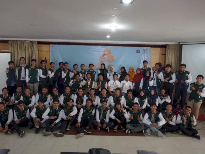 Alhamdulillah, 2264 Mahasiswa Jakarta Dapat Beasiswa Dari Baznas