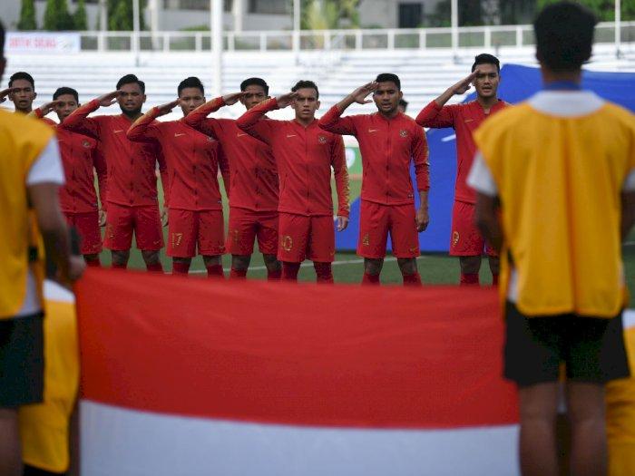 Babak Pertama, Indonesia-Myanmar Masih Sama Kuat