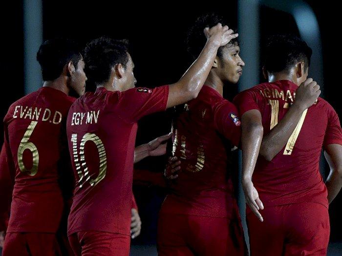 Babak Kedua Imbang 2-2, Indonesia VS Myanmar Jalani Extra Time