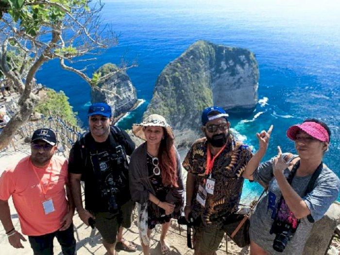 Ini Kata Influencer asal India Soal Bali