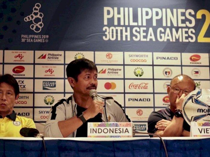 Track Record Indonesia Jelek di SEA Games, Indra: Kita Optimis