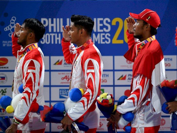 Medali Emas Terus Bertambah, Kini Indonesia Berada di Peringkat Ke-2