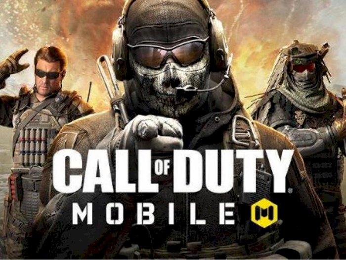 Baru 2 Bulan Rilis, Call of Duty: Mobile Raih Unduhan Sebanyak 170 Jt