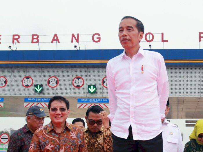 Sikap Jokowi Dapat Dukungan Fraksi Partai Golkar