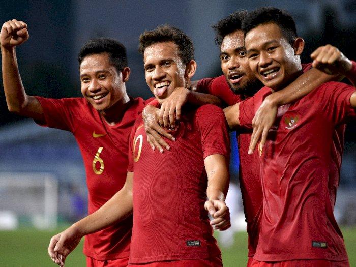 Mental Juara Bawa Timnas Indonesia U-23 ke Final Sepak Bola SEA Games