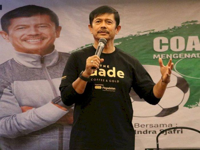 Pelatih Indra Sjafri Masuk Daftar Anggota Komite Teknik AFC