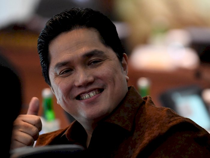 Menteri BUMN Erick Thohir Ungkap Nama Dirut Bank Mandiri