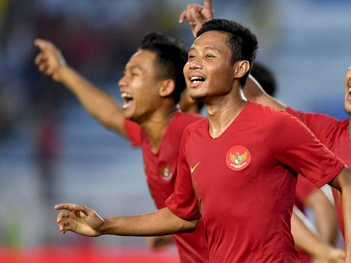 Pesan Evan Dimas untuk Pemain Timnas Indonesia U-23 Jelang Final