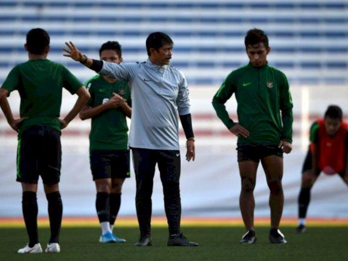 Jelang Final, Indra Sjafri Fokus pada Kebugaran Timnas Indonesia U-23