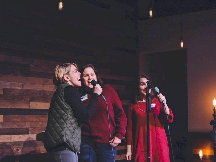 Trik agar Suara Merdu saat Nyanyi Karaoke, Ternyata Mudah!