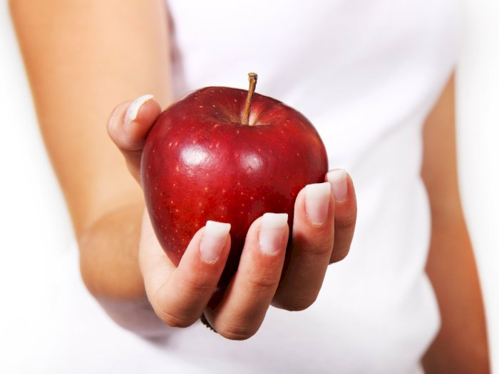 3 Manfaat Buah Apel Untuk Kesehatan