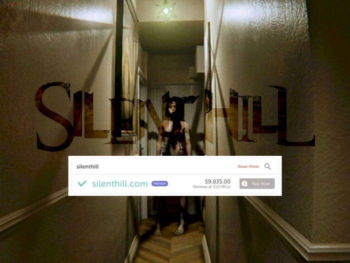Saking Terkenalnya, Domain Silent Hill Dijual dengan Harga Rp138 Juta