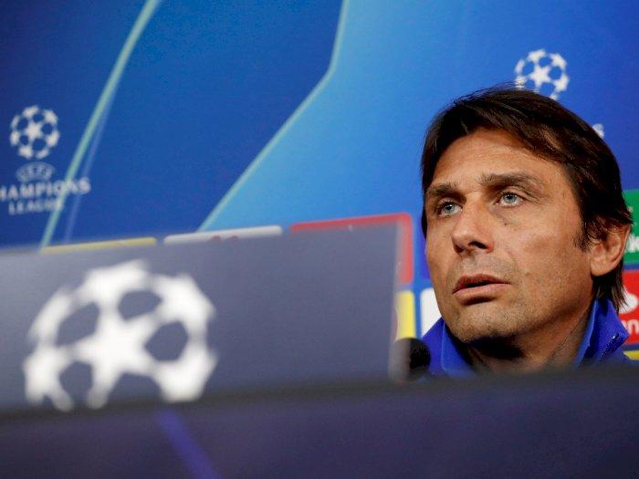 Antonio Conte Minta Inter Tunjukkan Keberanian Saat Melawan Barcelona