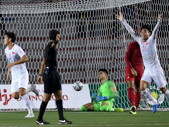Indonesia Kalah 3-0 dari Vietnam