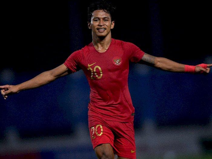Osvaldo Haay Berambisi Bobol Gawang Vietnam dan Bawa Pulang Emas