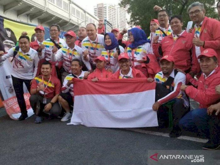 Yana Mulyana Ajak 50 Bobotoh Dukung Timnas U23 di Final SEA Games