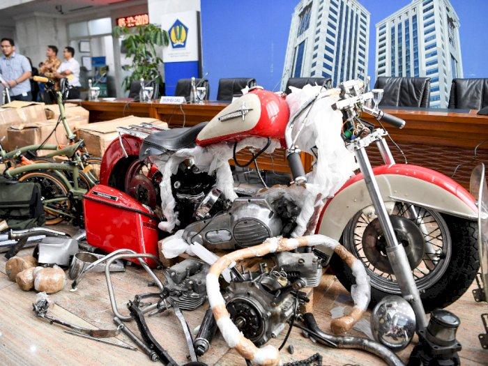 Buntut Penyelundupan Harley, Garuda Indonesia Didenda Rp100 Juta