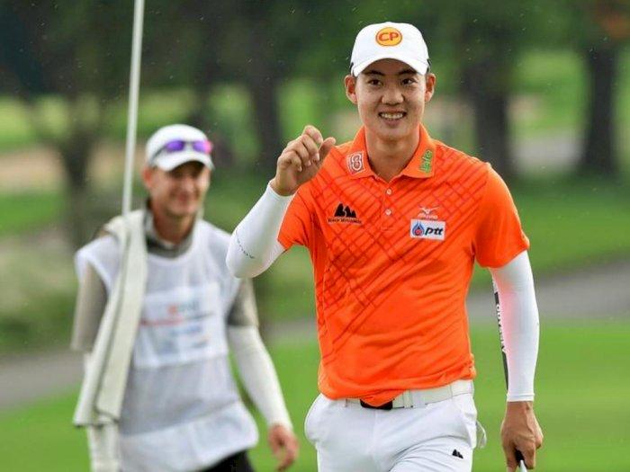 Pegolf Nomor Satu Thailand Bidik Kemenangan di Indonesian Masters 2019